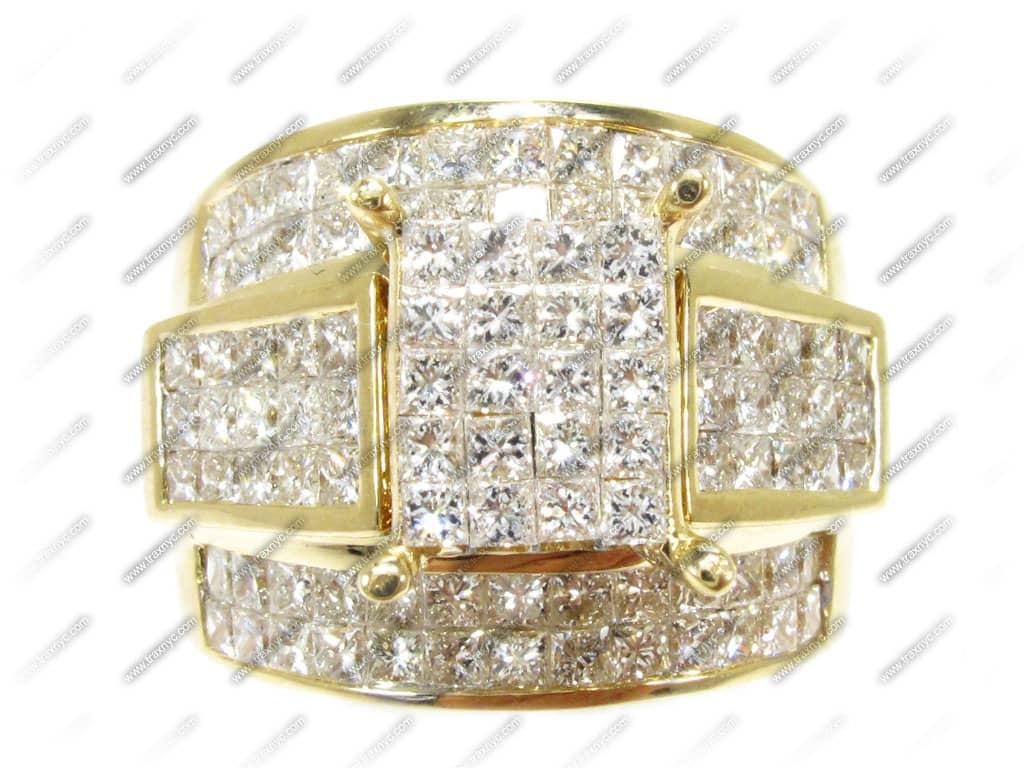 kate s ring womens ring yellow gold 14k