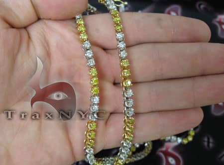 CRC Diamond Chain 30 Inches, 69 Grams Diamond