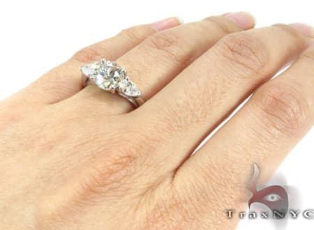 Ladies Enigmatic Engagement Set Engagement