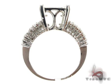 Deep Dish Ring 3 Anniversary/Fashion