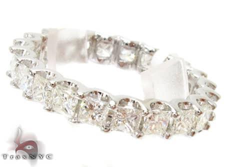 Princess All-Around Ring Wedding