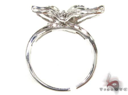Air Butterfly Ring Anniversary/Fashion