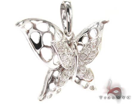 Magic Butterfly Pendant Stone