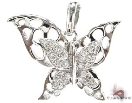 Magic Butterfly Pendant Stone