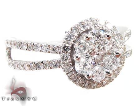 WG Crown Ring Engagement