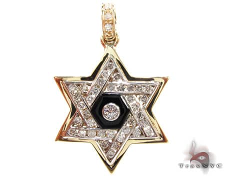 Czar Star of David Metal