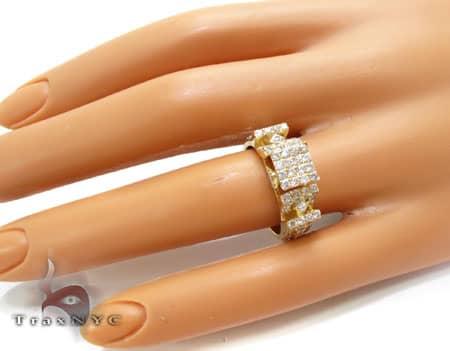 Ladies Panama Ring Engagement