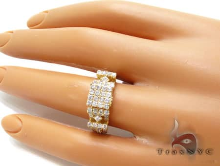 YG Blooming Passion Ring Engagement