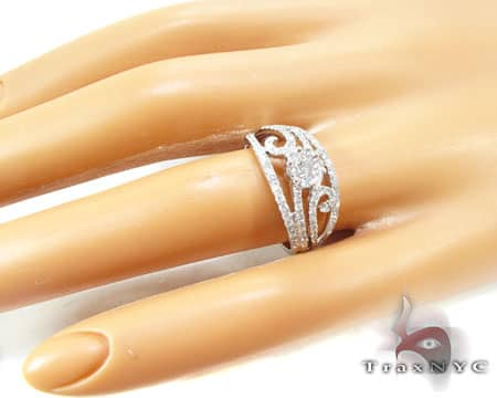 WG Blooming Passion Ring Engagement