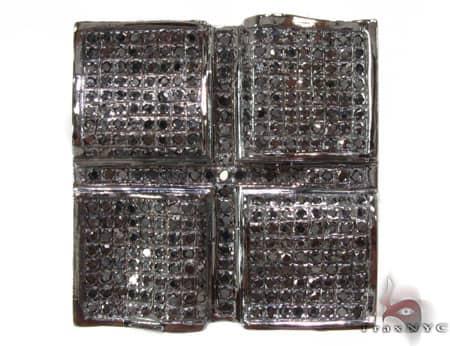 Black Diamond Quadrant Ring Stone