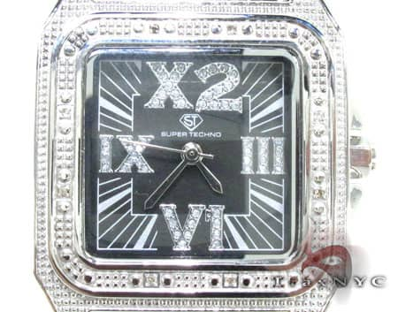 Ladies Super Techno Watch I-5170 Super Techno