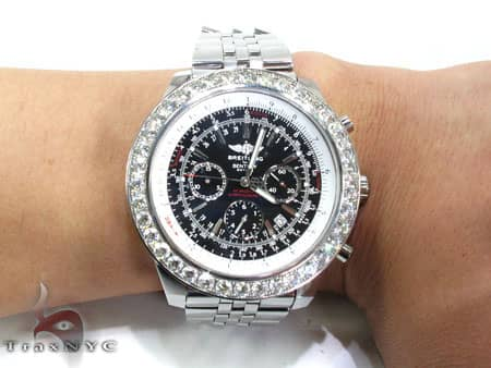 Breitling Bentley Special Edition Black Dial Watch Breitling