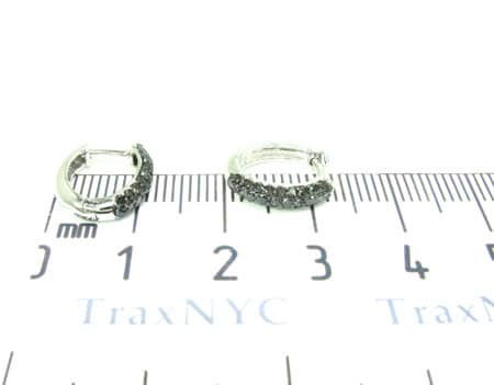 Black Diamond Dimension Earrings Style