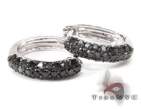 Black Diamond Dimension Earrings Style