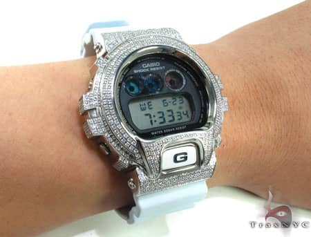 CZ G-Shock Case and Watch G-Shock