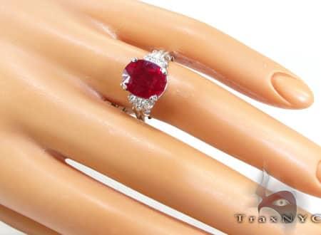 Gloria Ruby Ring Anniversary/Fashion