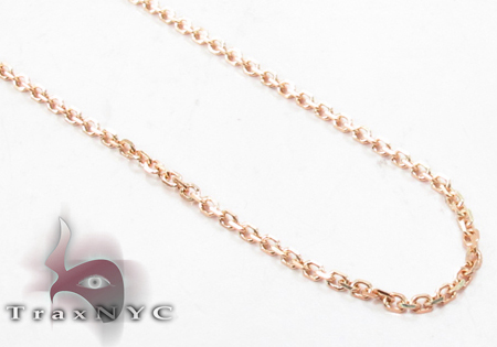 14K Gold Prong Diamond Cross Necklace 32224 Diamond