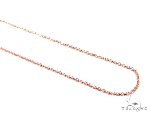14K Rose Gold Necklace36026 Gold