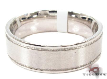 14K White Gold Fancy Ring 31747 Style