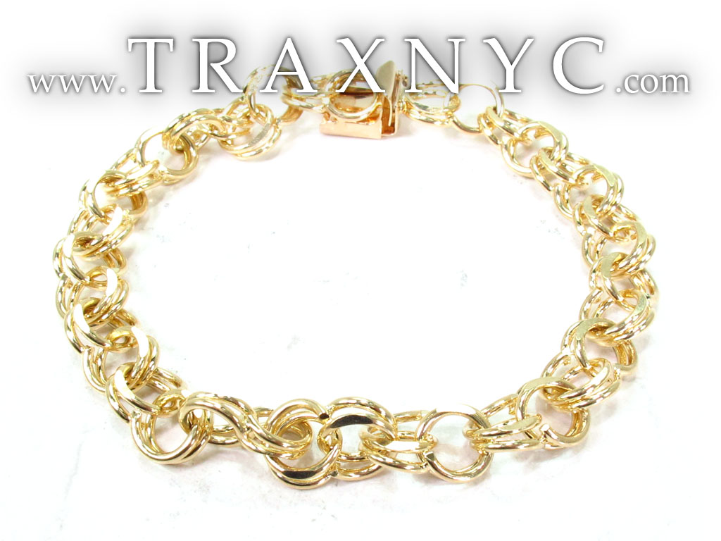 k yellow gold charm bracelet ladies gold bracelet yellow