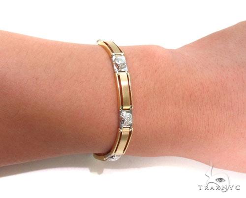 14k Gold Bracelet 36398 Gold
