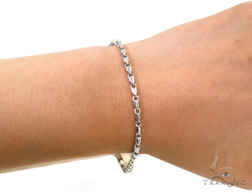 14k Gold Bracelet 39406 Gold