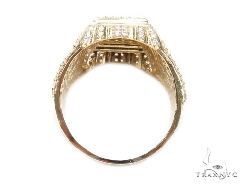 14k Yellow  Gold Ring 41243 Metal