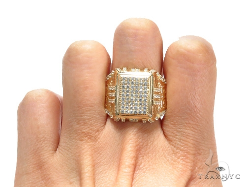 14k Yellow  Gold Ring 41243 Metal