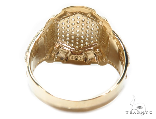 14k Yellow Gold Ring 41240 Metal