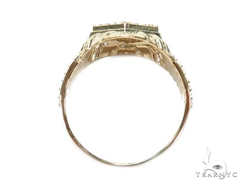 14k Yellow Gold Ring 41240 Metal