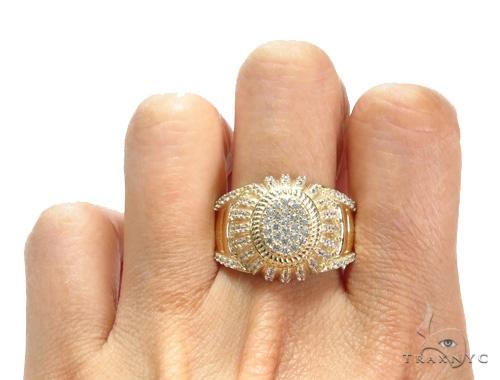 14k Yellow Gold Ring 41242 Metal