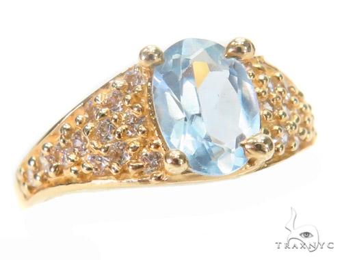 14k Yellow Gold Ring 43707 Anniversary/Fashion