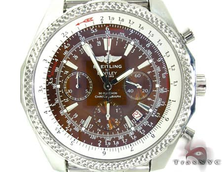 breitling bentley special edition copper dial watch 669 a2536212 breitling bentley special edition copper dial watch 669 a2536212 q502