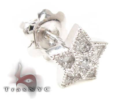 Mini Starlet Single Earring Stone