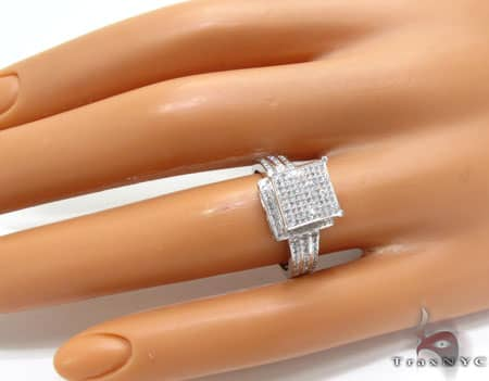 WG Supermodel Ring Engagement