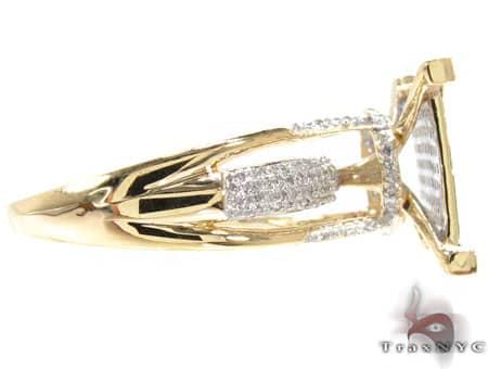 YG Park Ring Engagement