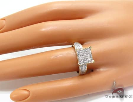 YG Glamour Ring Engagement