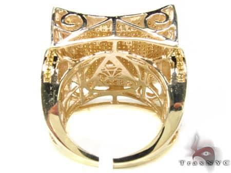 XXL Canary Ring Stone
