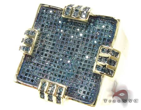 Blue Diamond Athens Ring Stone
