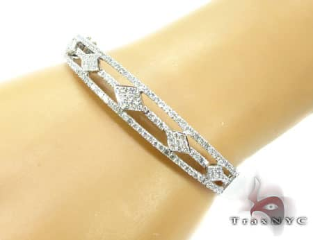 WG Carrie's Bracelet Diamond
