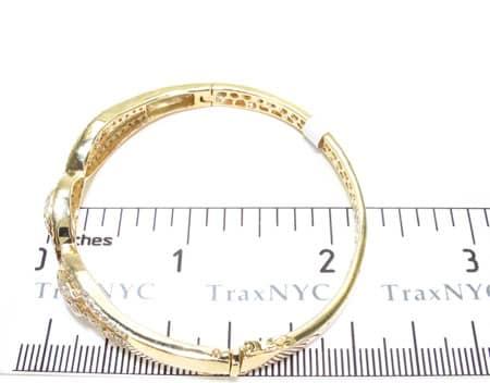 YG Cleo's Eye Bracelet 2 Diamond