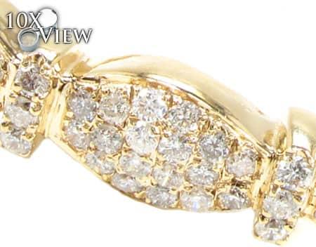 YG Heaven Bracelet Diamond