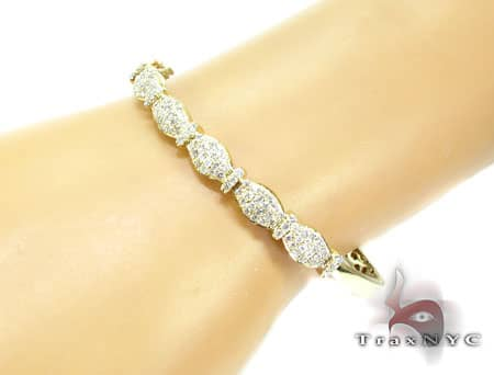 YG Heaven Bracelet Diamond