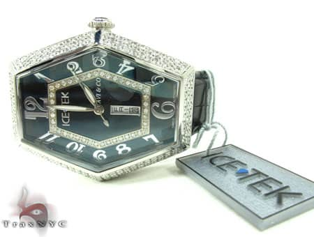 Black Magnum Deluxe XXL Avi&Co Special Watches