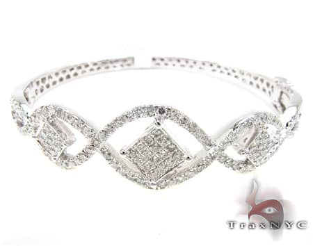 WG Florentino Bangle 2 Diamond