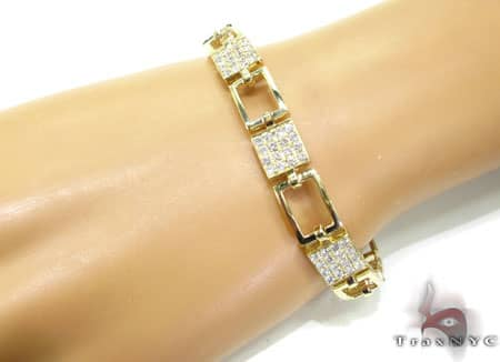 YG Julie's Bracelet Diamond