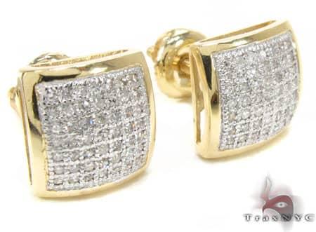 YG San Francisco Earrings Stone