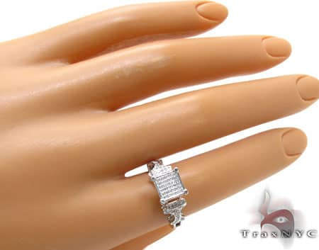Jungle Fever Ring Engagement