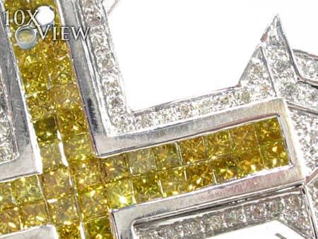 Canary Nova Cross Diamond