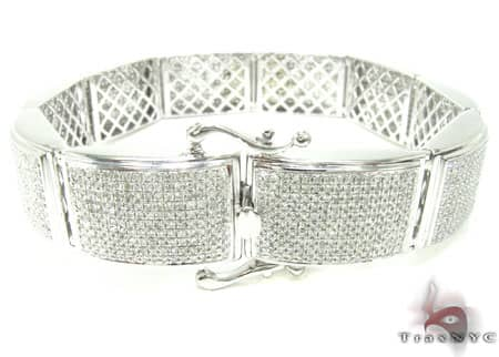 WG Goliath Bracelet Diamond